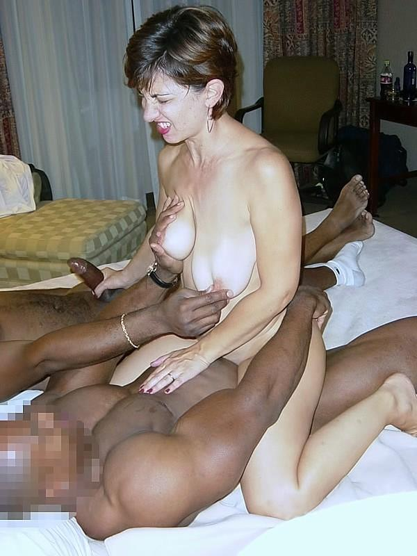 Wife forced to fuck black