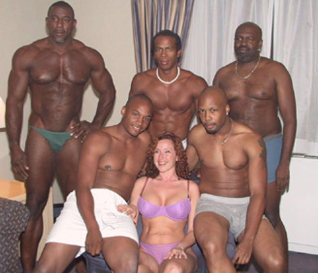 Black amature cock wives white