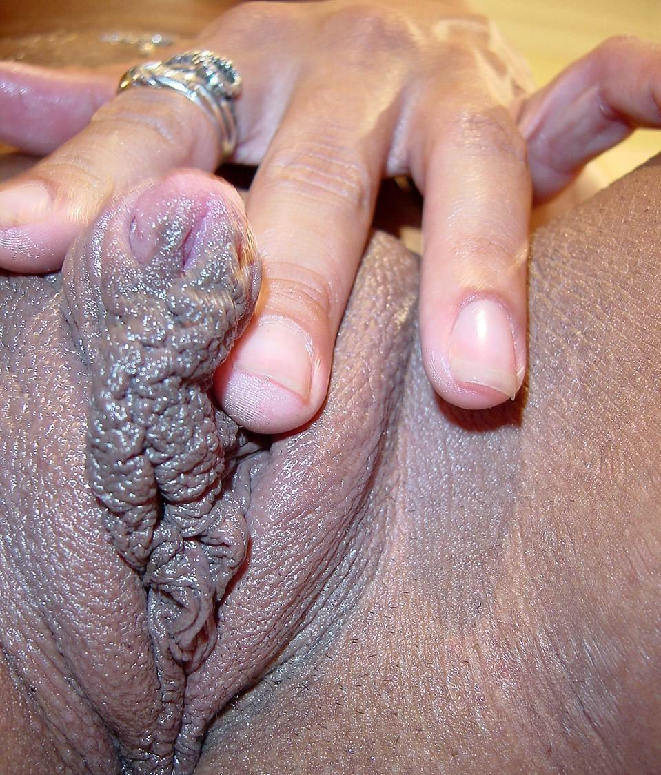 Black african woman vagina view pict