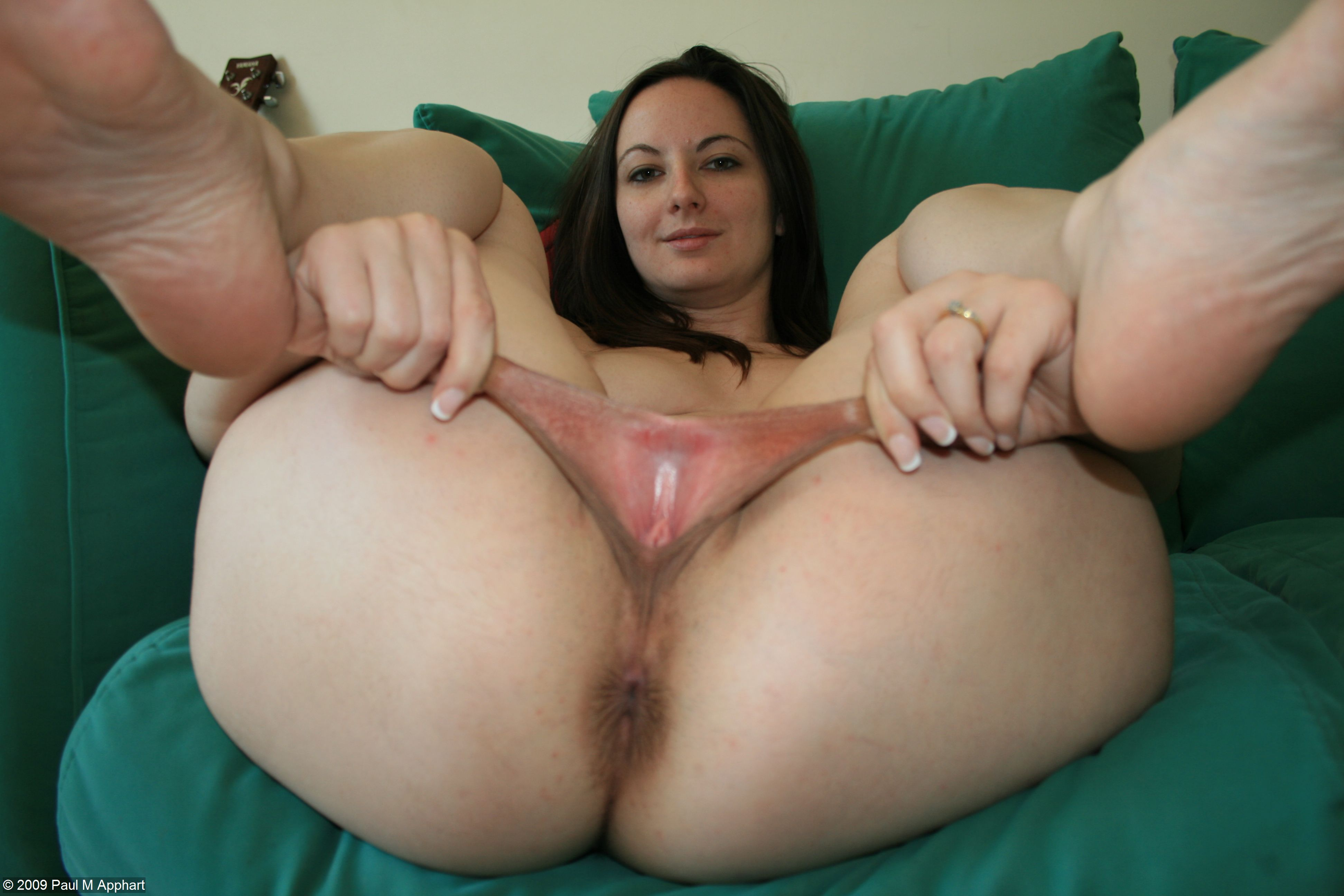 Huge large pussy