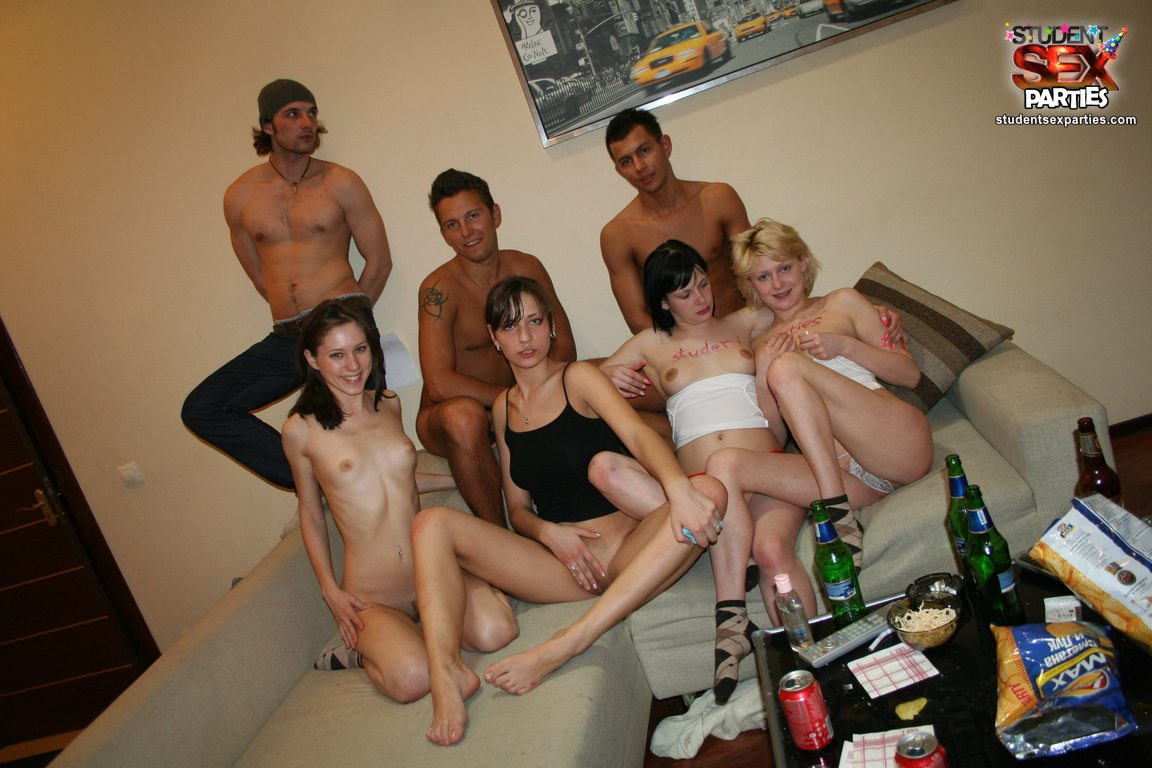 Students Sex Parties 97