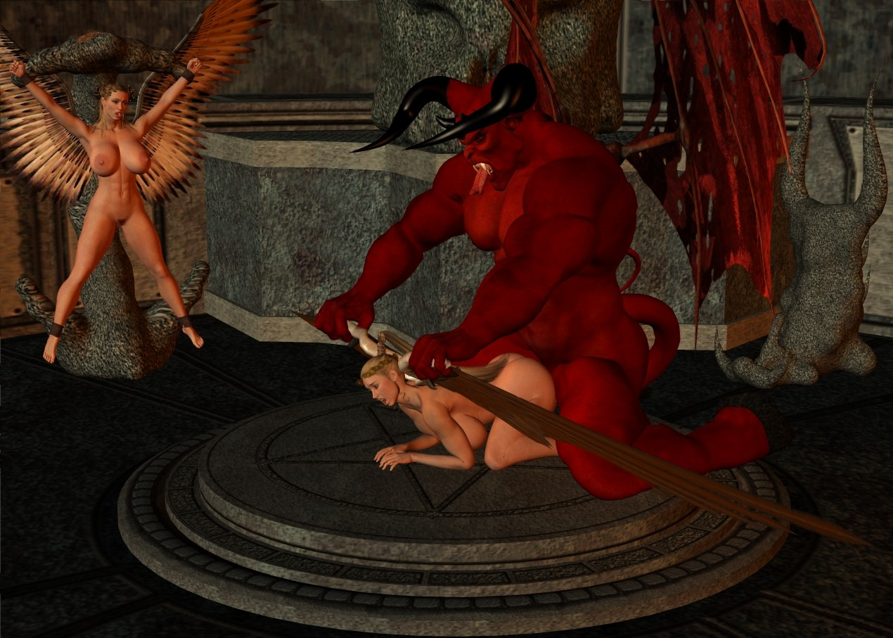 3d angels fucking with demons pics nackt videos