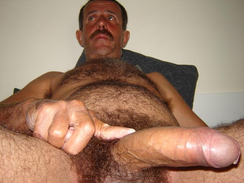 Dad's I'd like to Fuck: BIG THICK UNCUT COCK