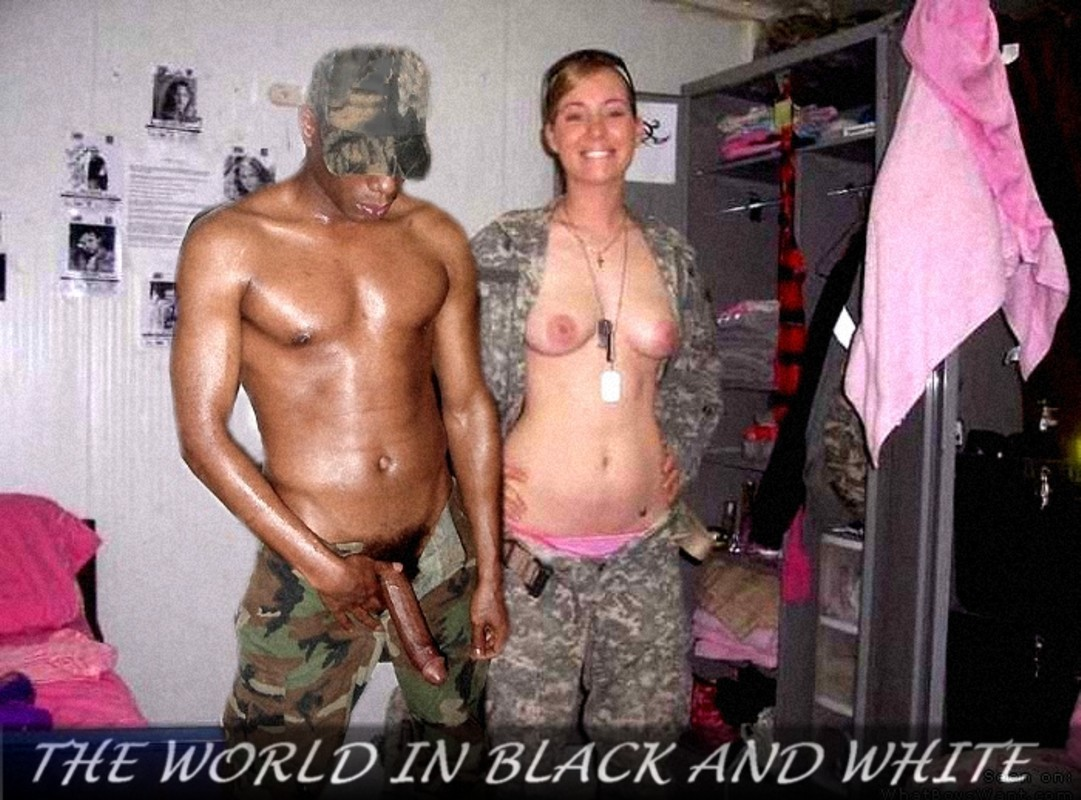 Interracial white wife breeders