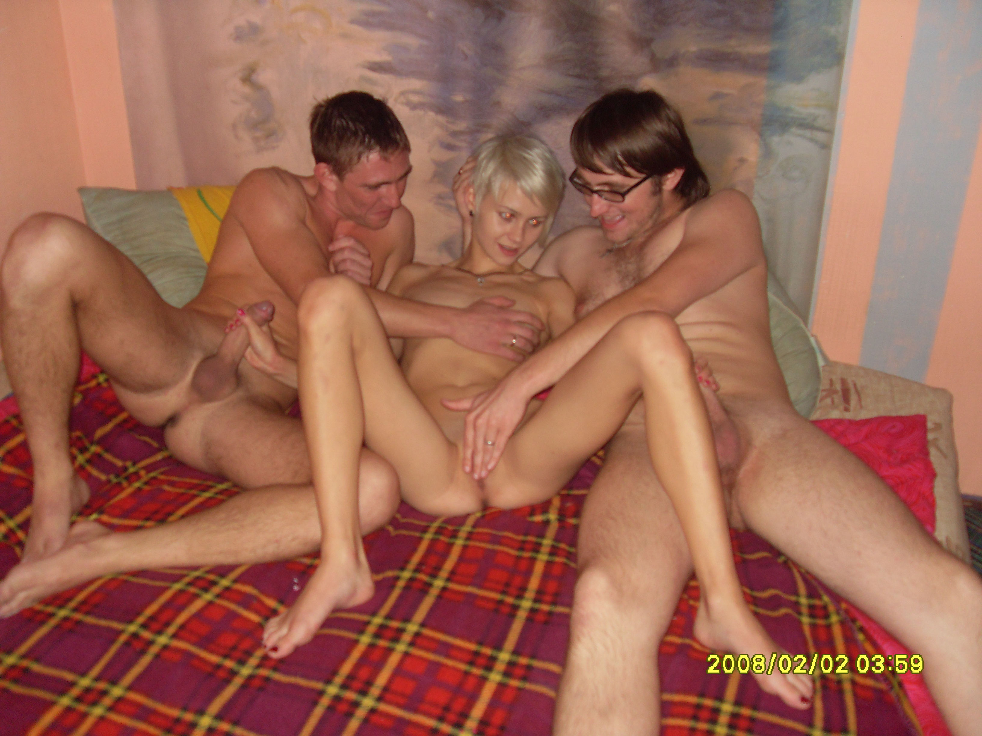 You Amateur bi orgy