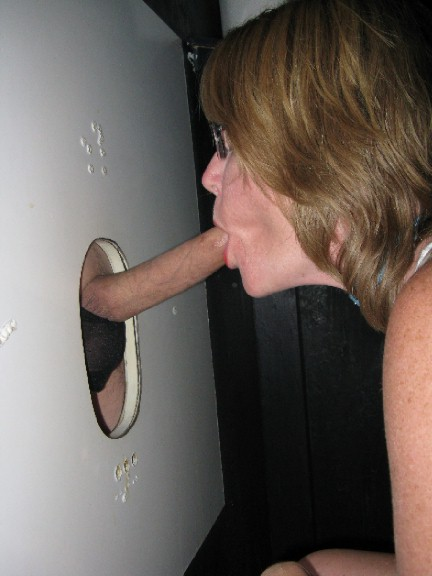 Also gloryhole video booths