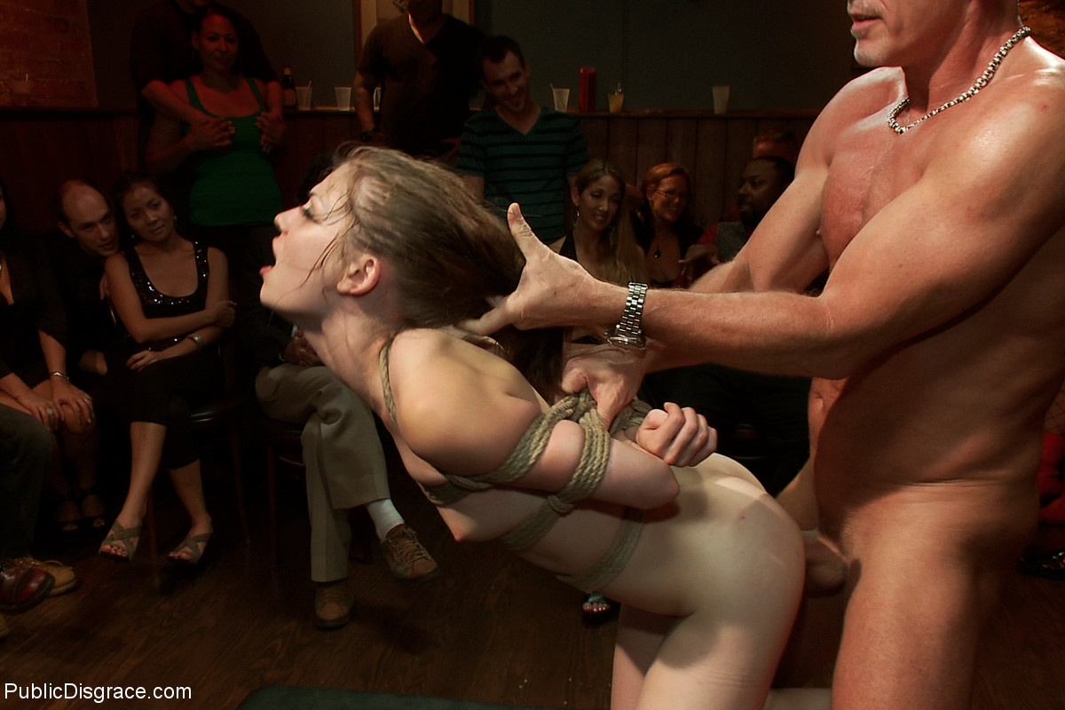 Sensi pearl sex and submission