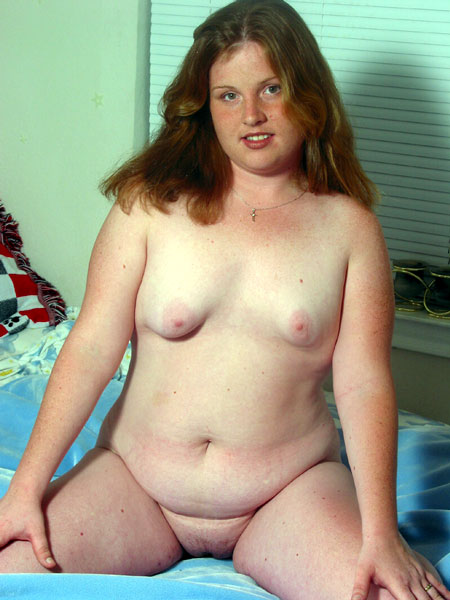 Fat girls with small tits