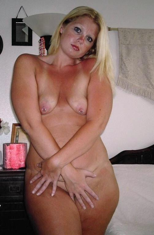 Nude small breasted chubby women