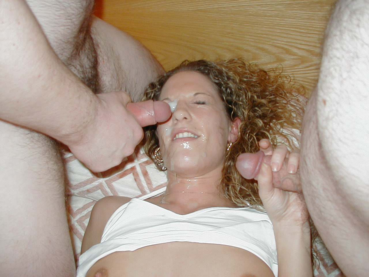 Black fuck guy white wife