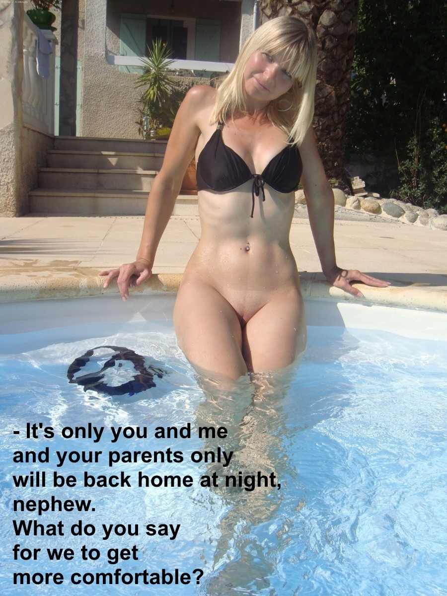 anal aunt stories