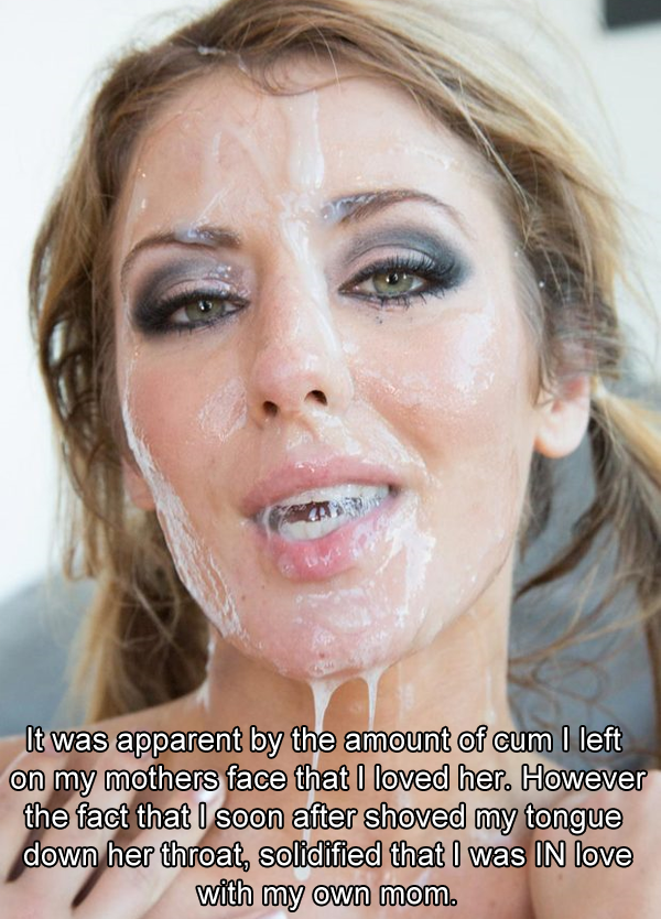 Apologise, Cum facial caption porn remarkable