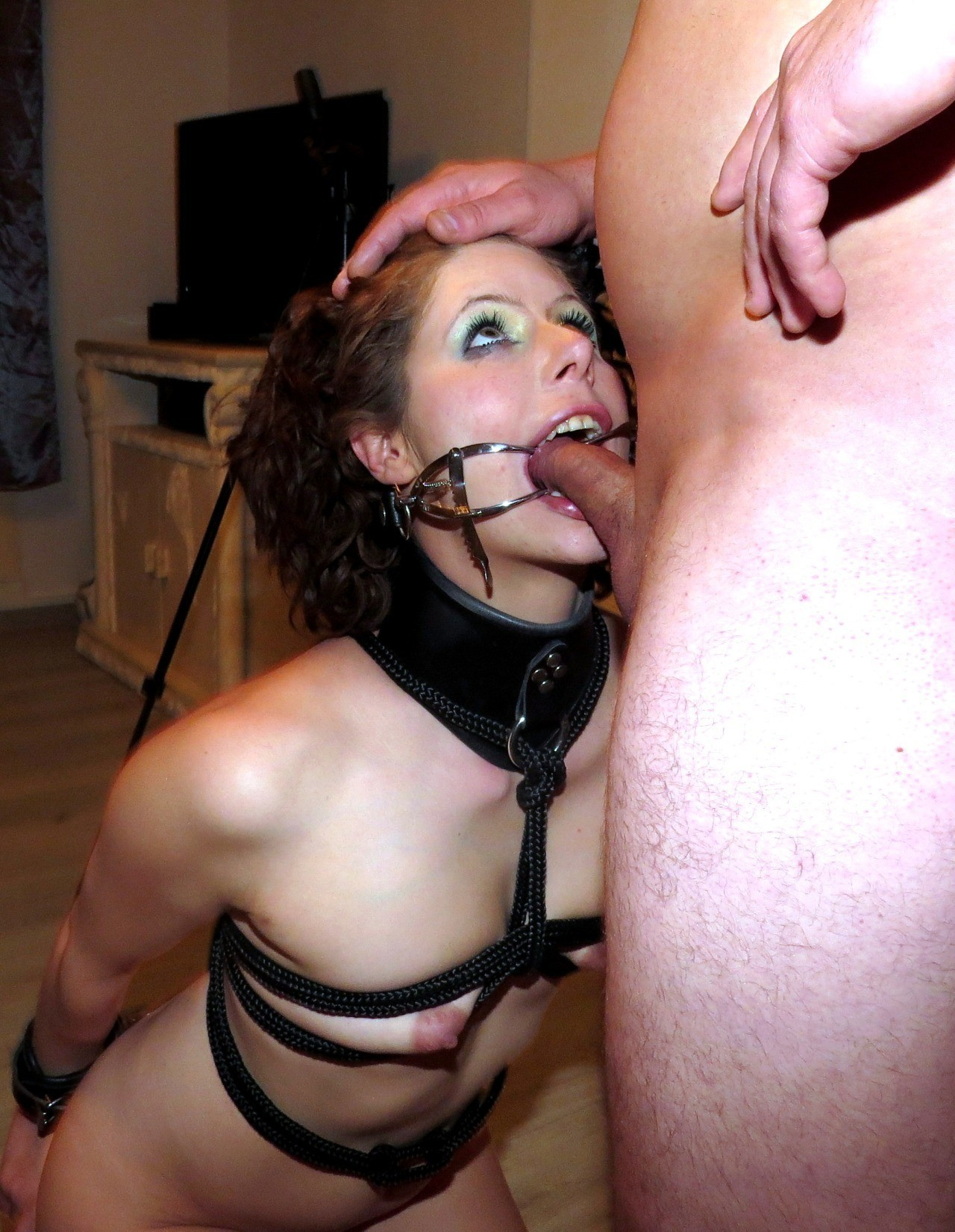 Gag whore pics and porn images