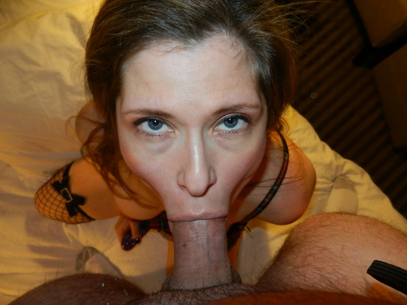 Teen Pov Blowjob Eye Contact