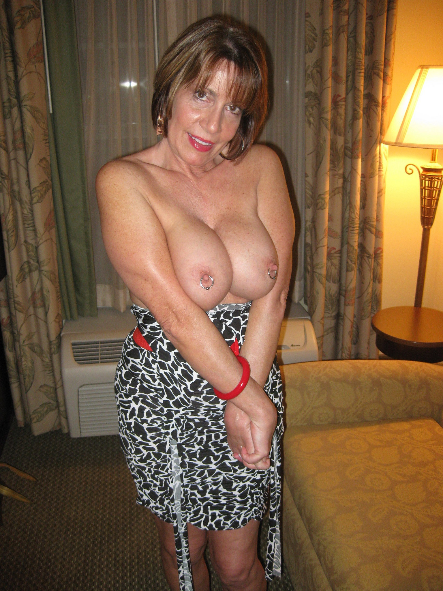 Married mature swinger