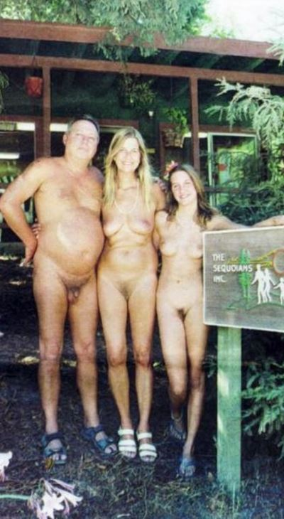 Not nudist family