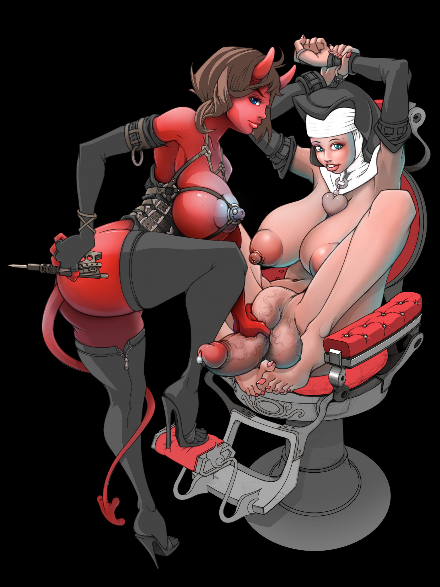Devil raping girl cartoon porn erotic galleries