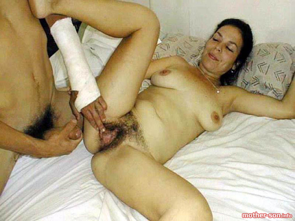 Cock, hot mom son sex