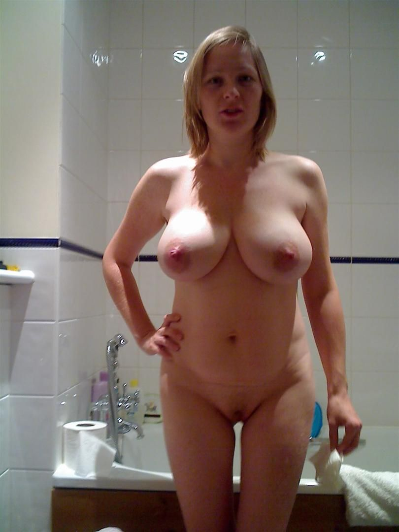 Any Chubby amateur mature big tits share