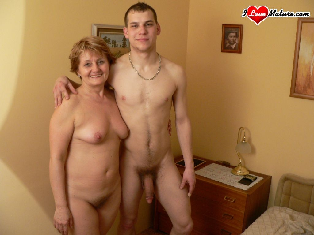 Mother and son nudist pics