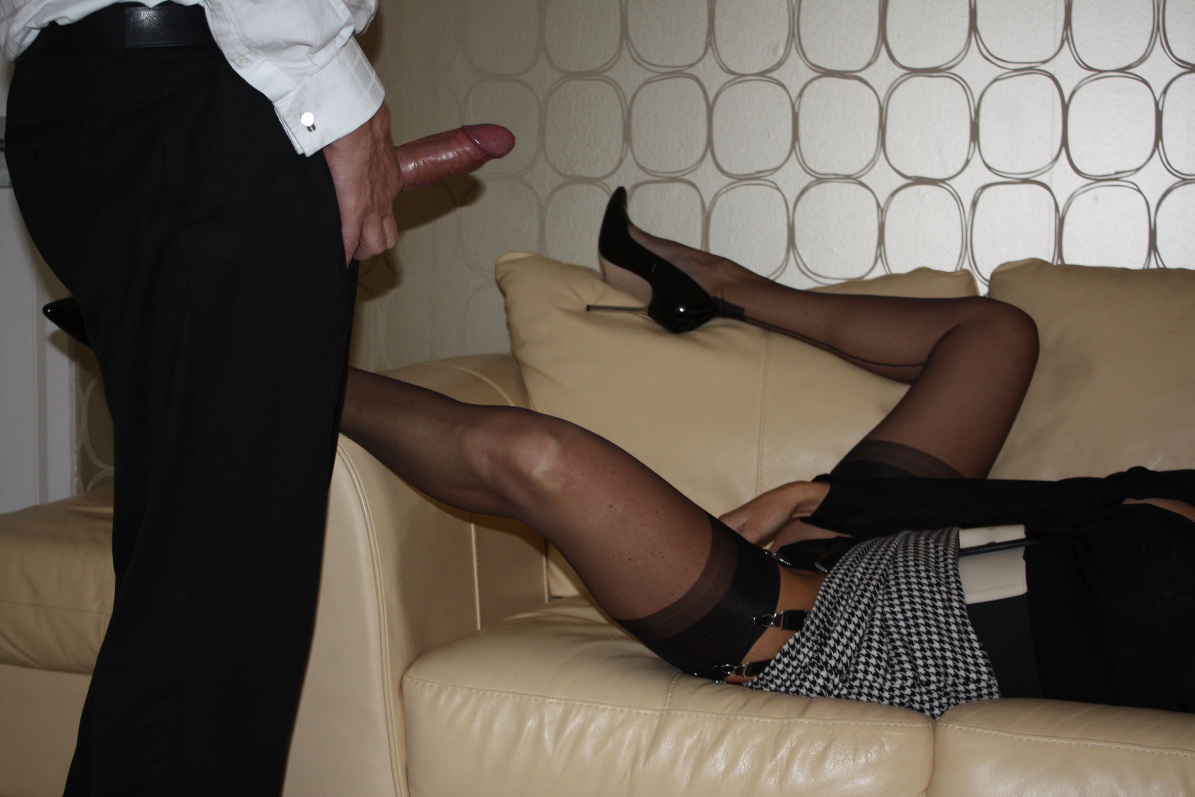 Opinion spunk on my nylons for