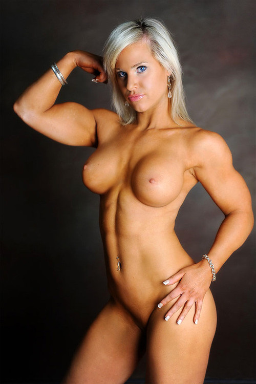 Women fuck naked as fit
