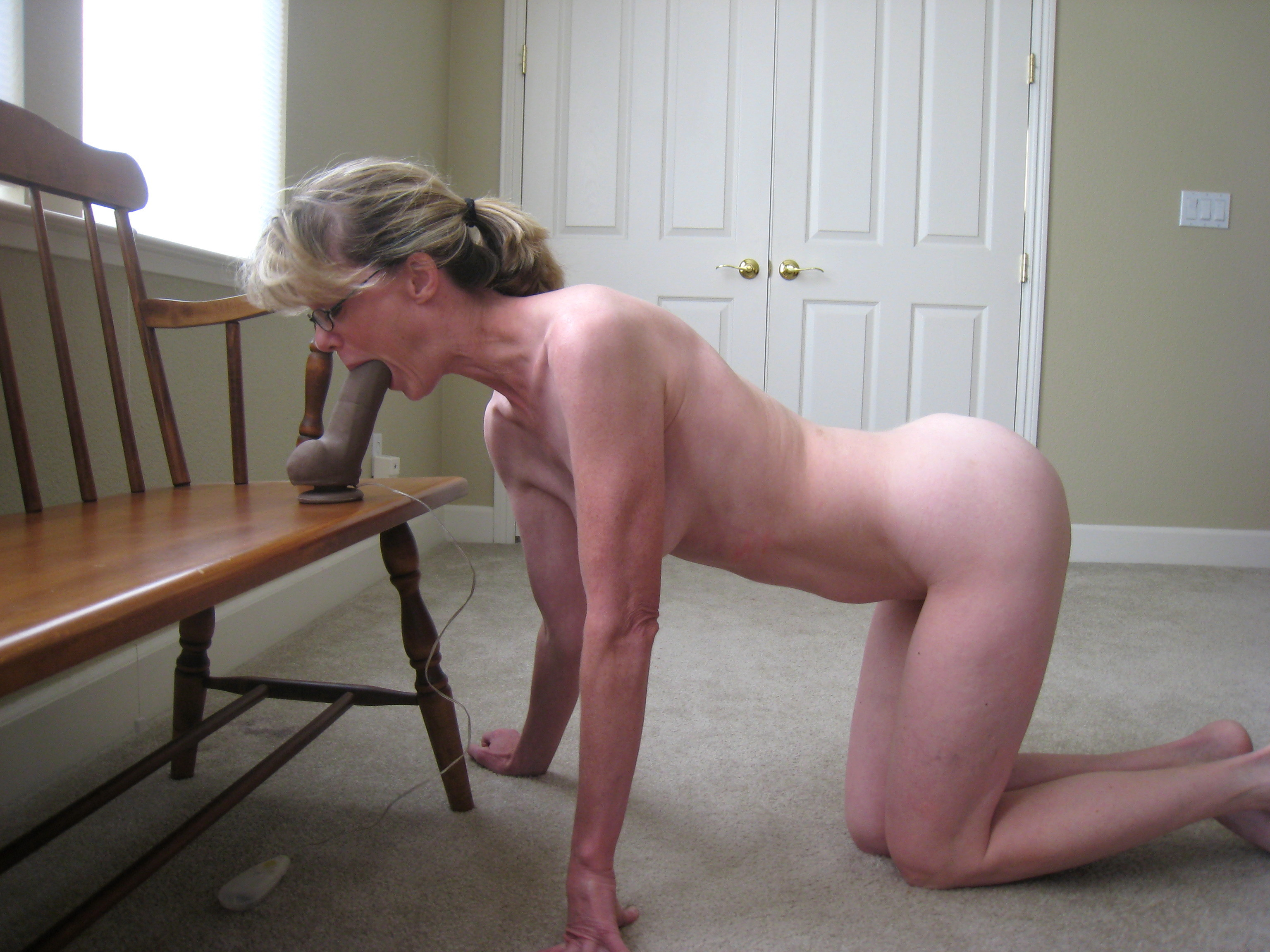amateur slave Real