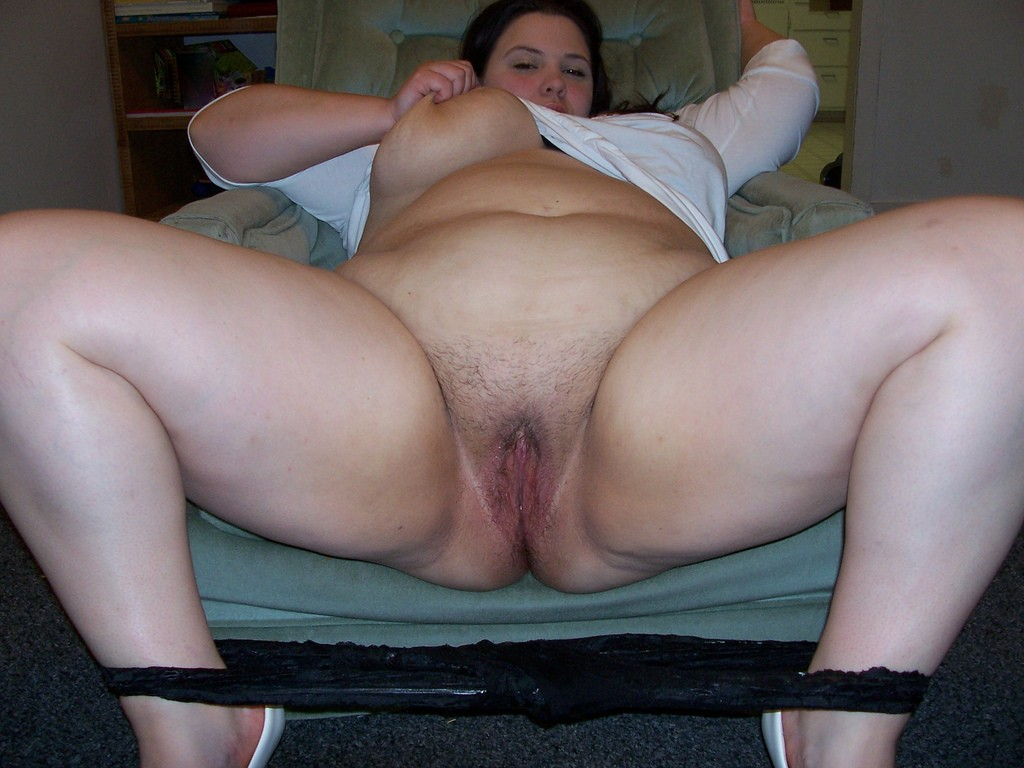 Fucking bbw creampie wife and