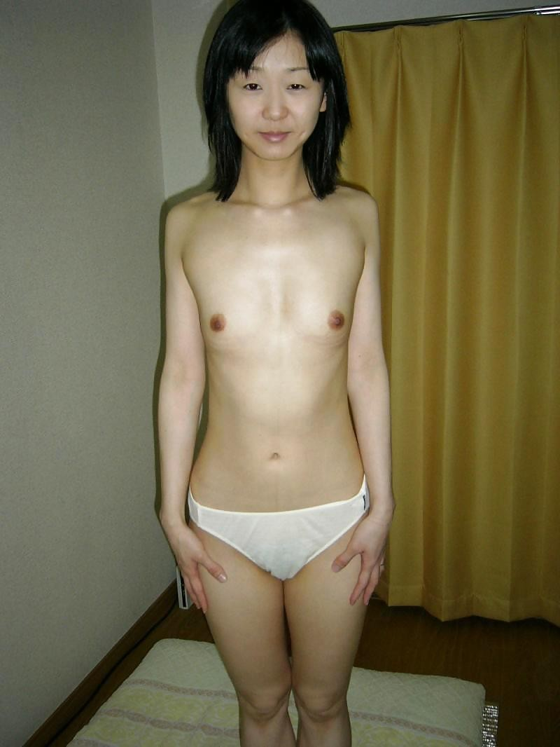 Hot asian model pic