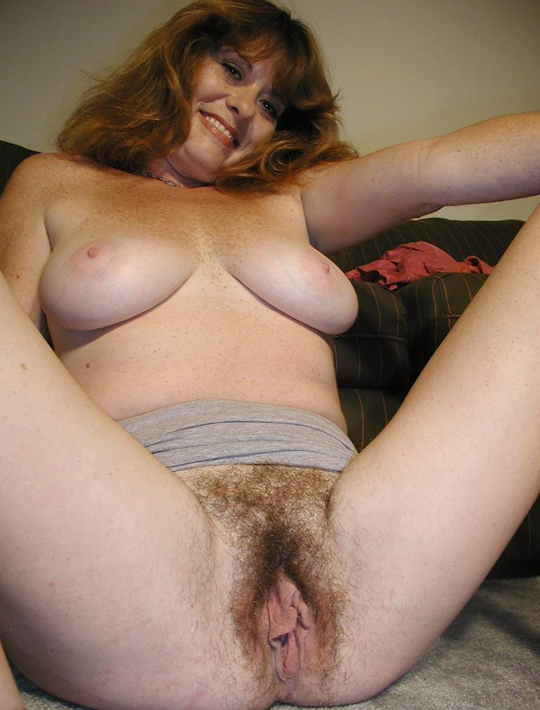 Loose Hairy Pussy