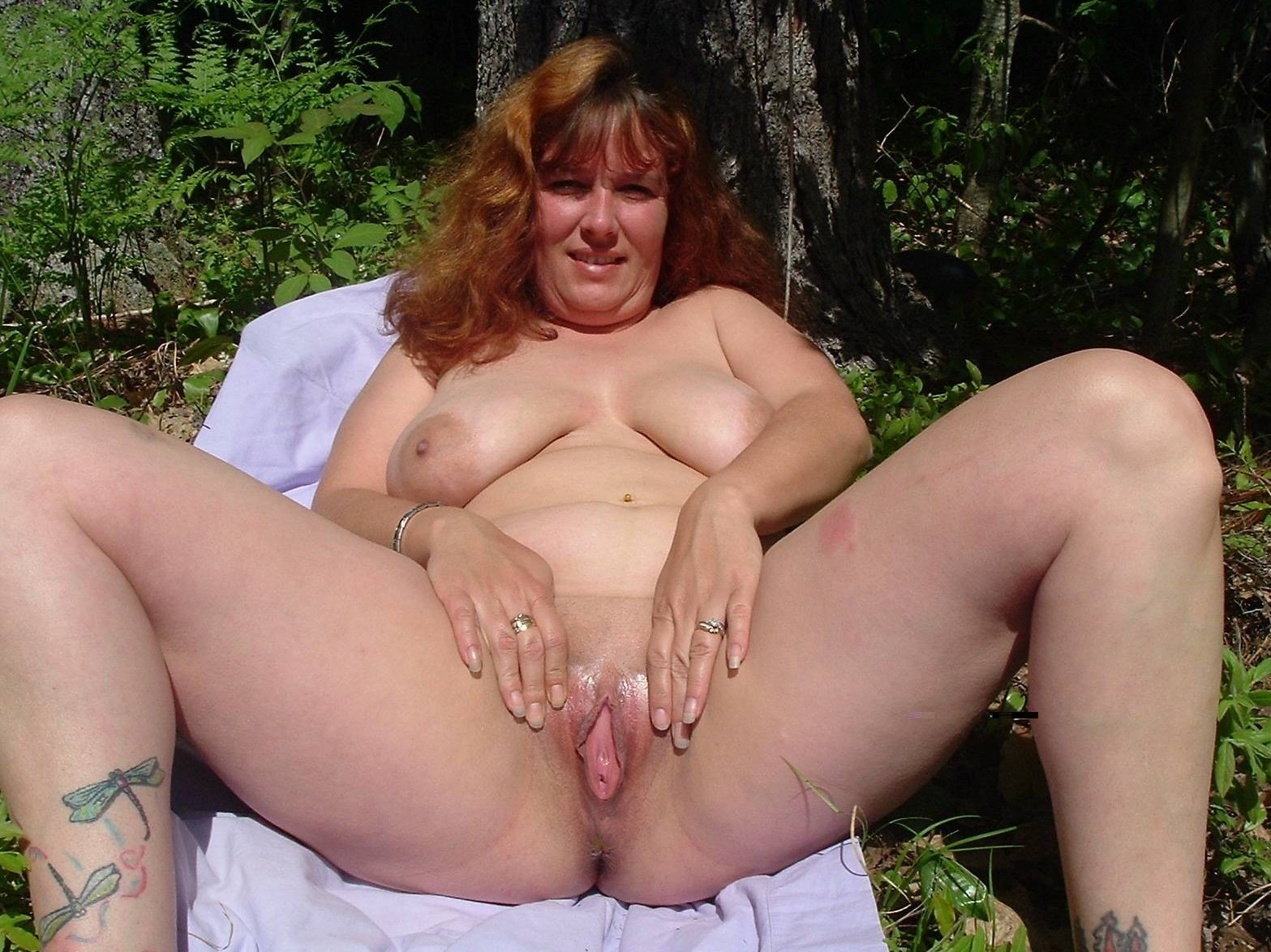 older bbw galleries