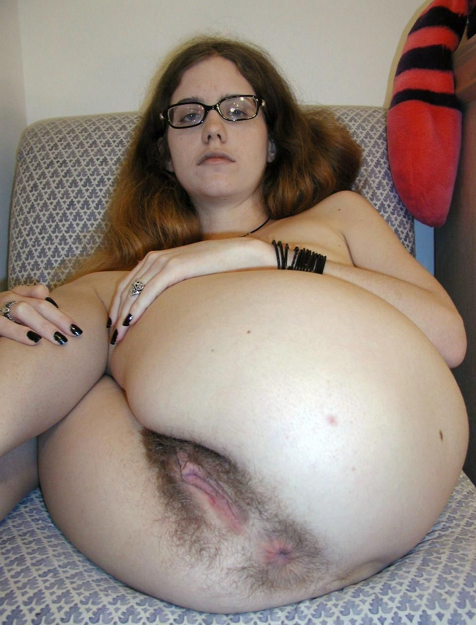 With girl cute pussy chubby hairy