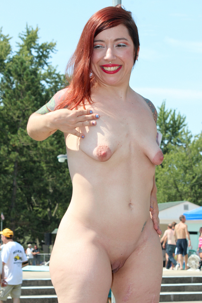 Pics of midget nudists
