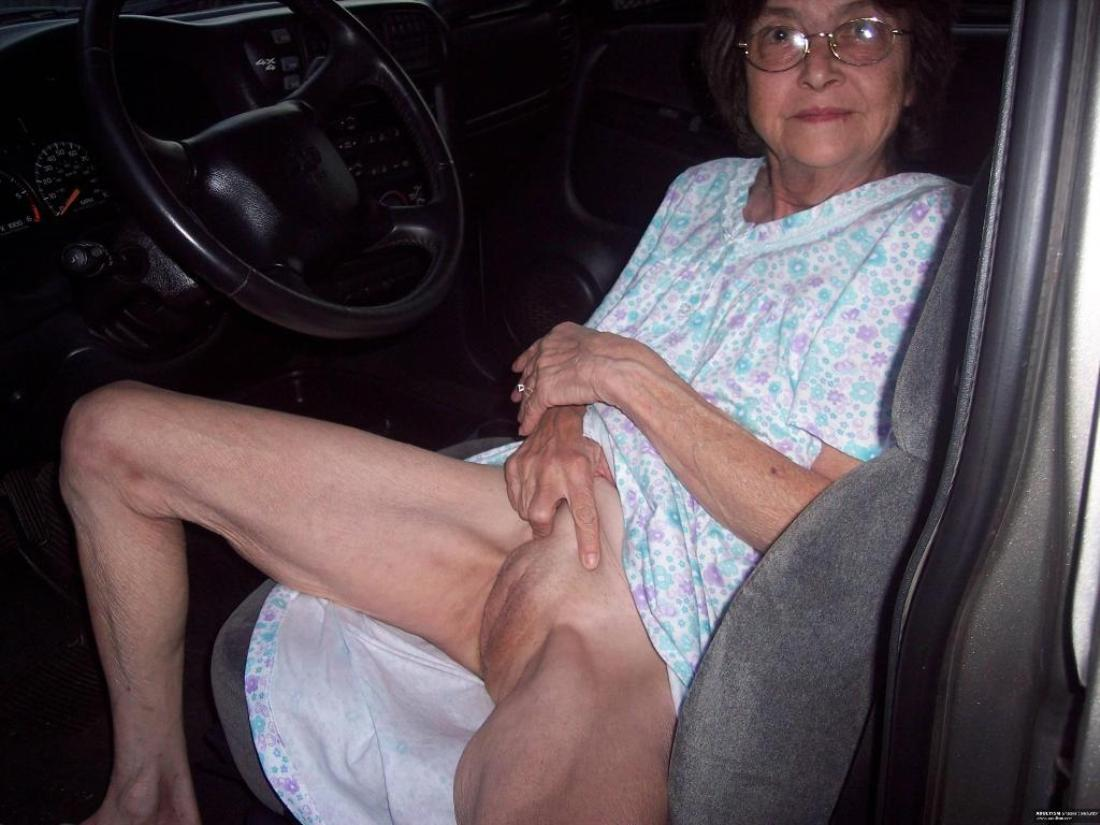 Really old women porn