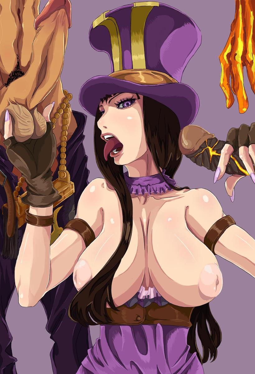League of legends amine porn sex curvy tits