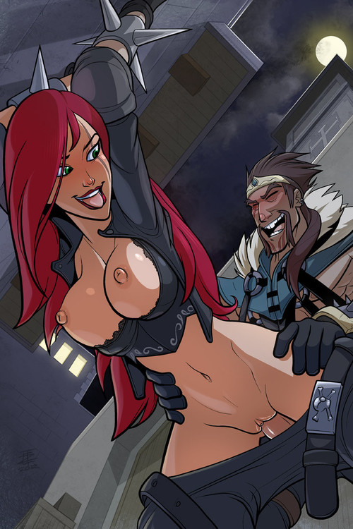 League Of Legends Porn Art