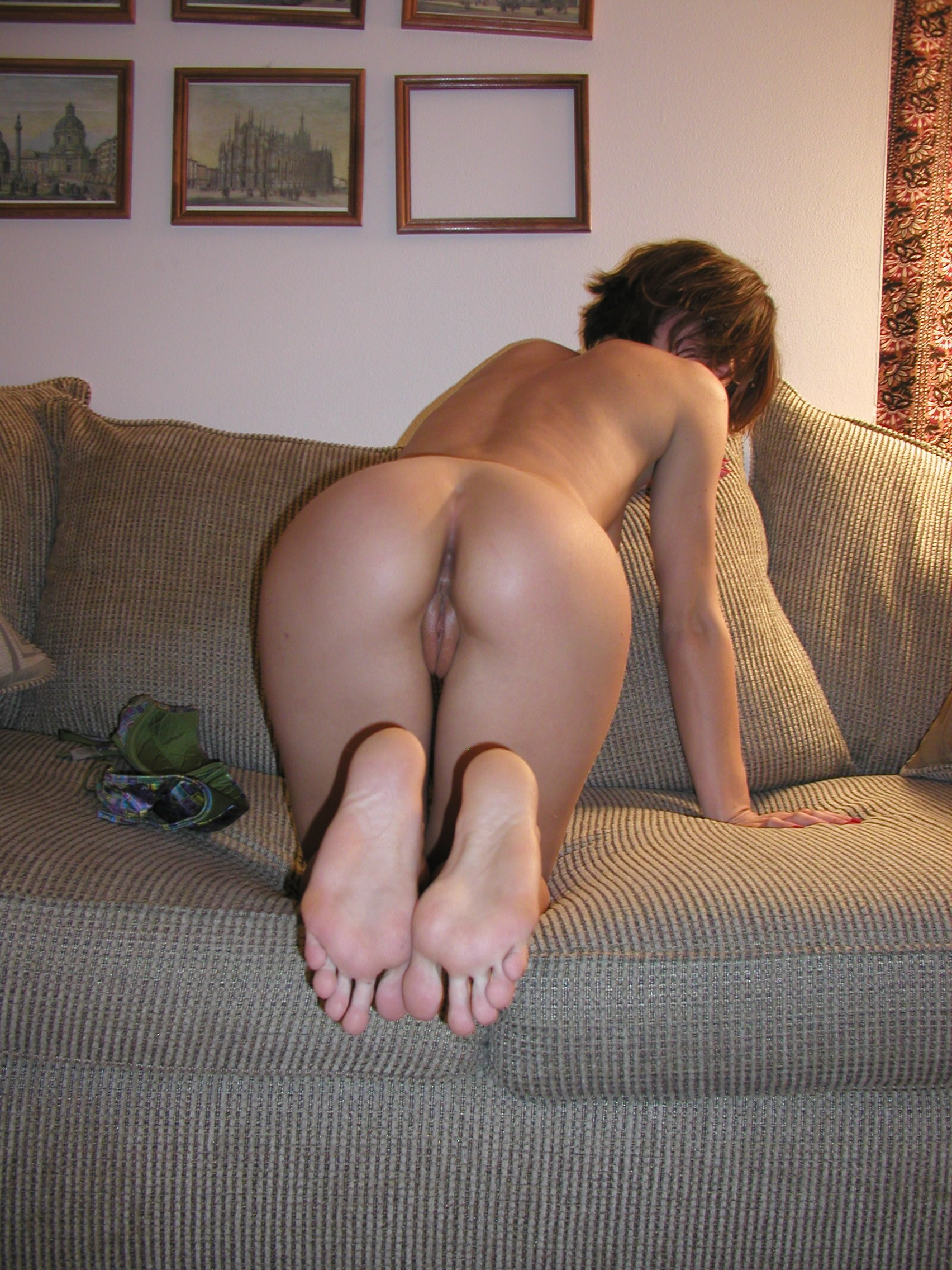 Nice native ass and pussy