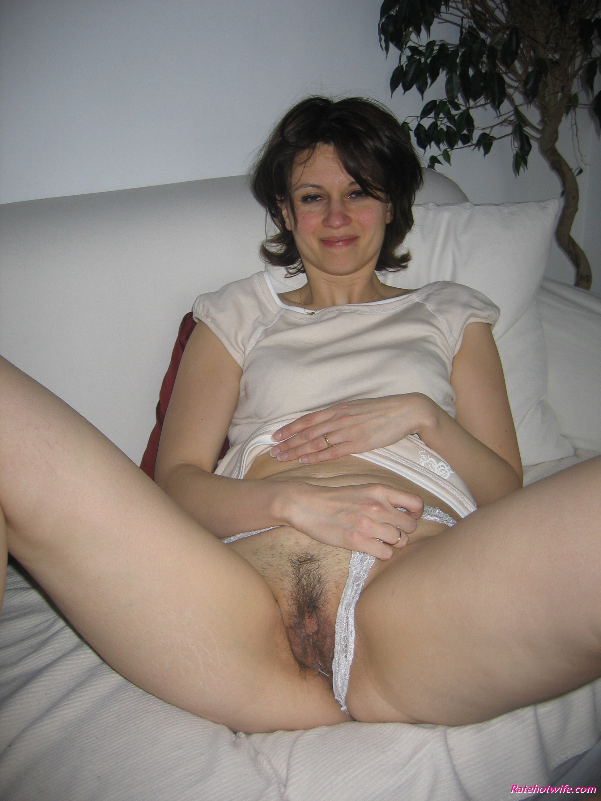 exposed and horny