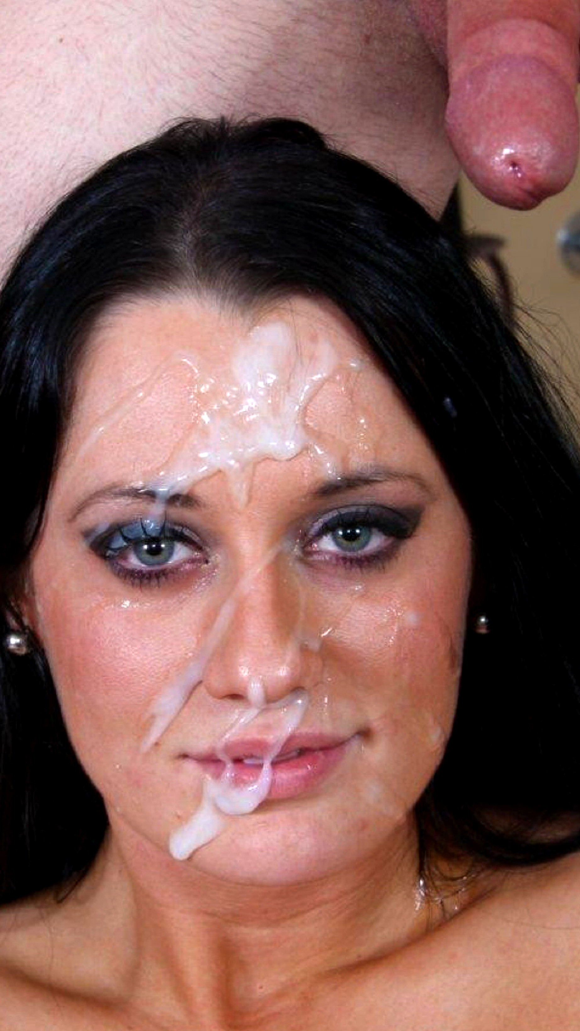 are not right. cleaning up cumshot from her face simply ridiculous. shame!