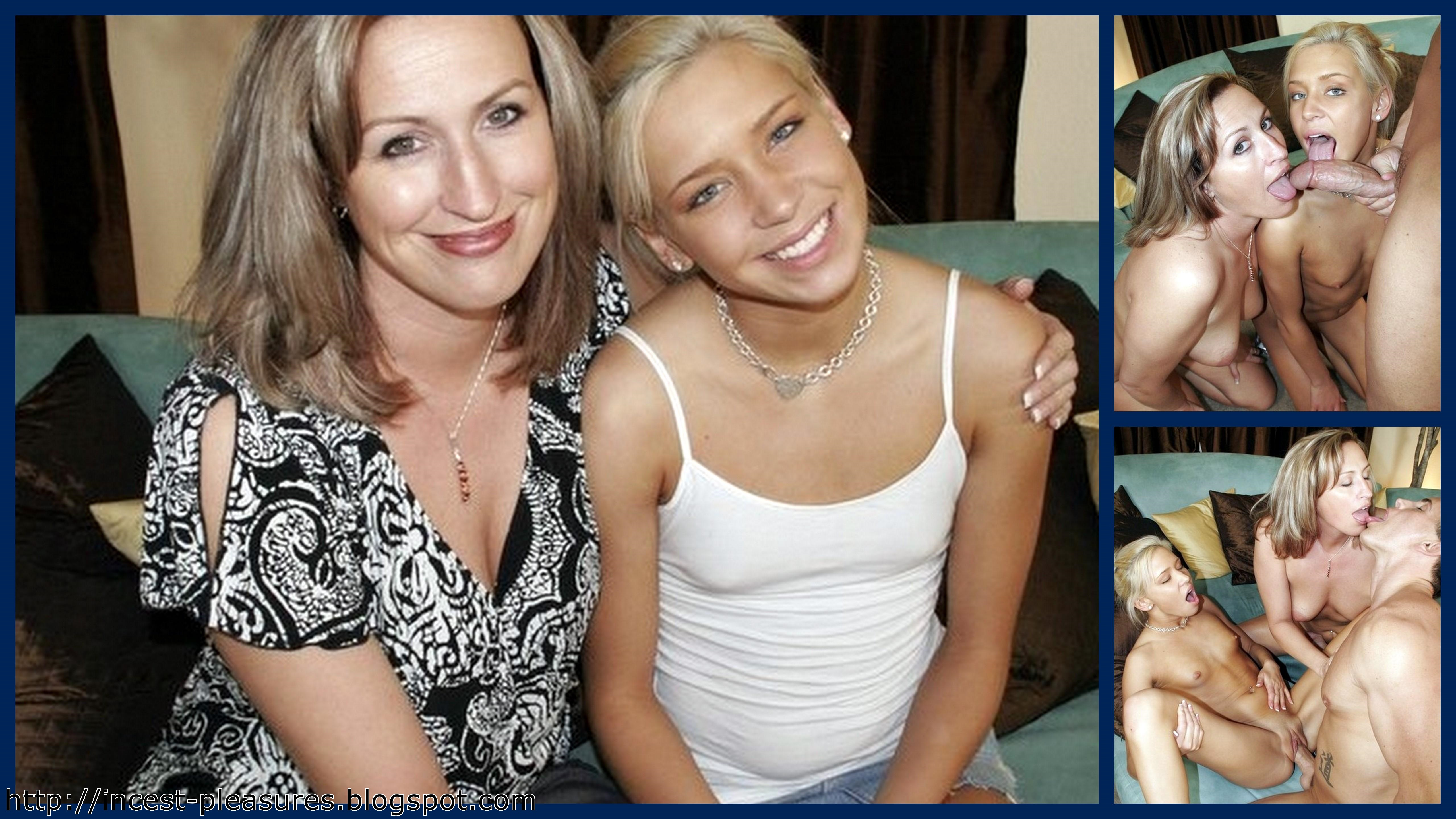 Right! nude moms and daughters