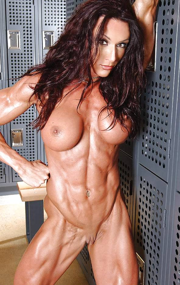 Big clit muscle girls seems