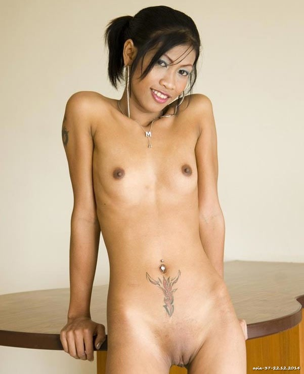 Skinny Thai Girl Naked