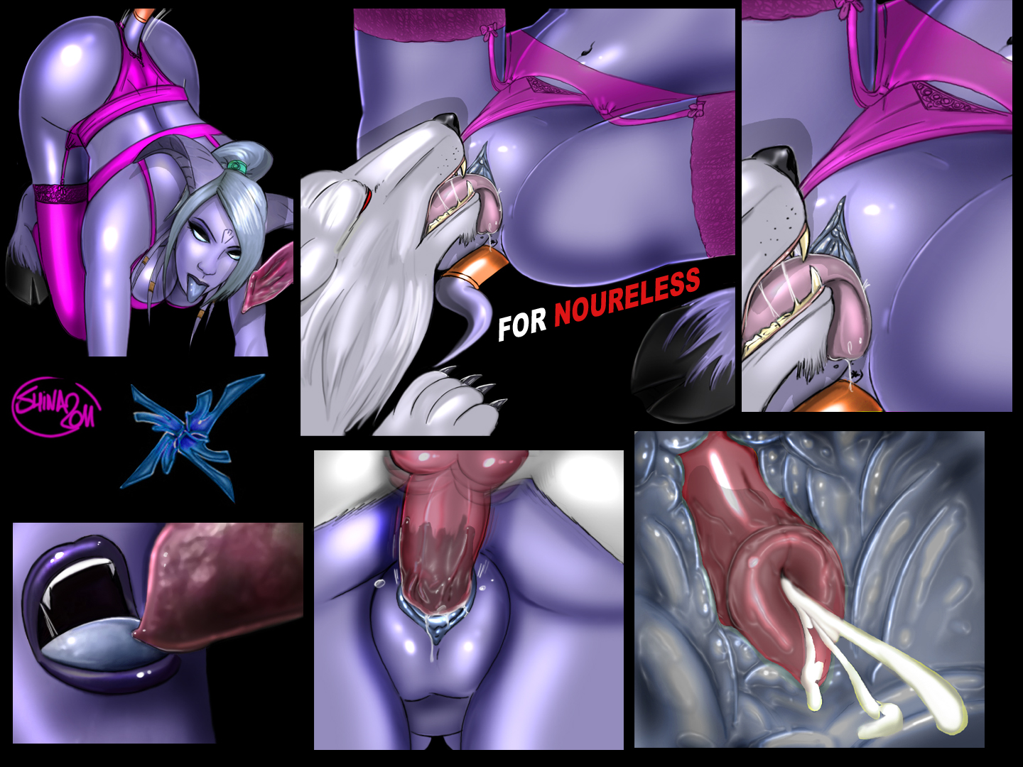 Draenei female porn hentai cartoon vids