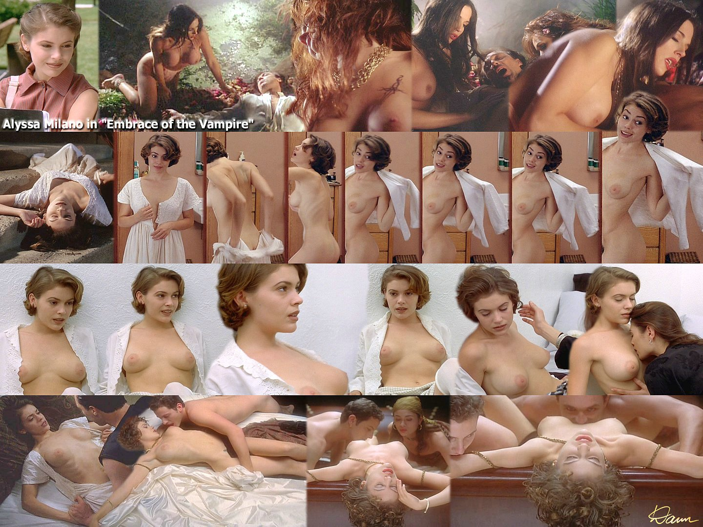 Alyssa Milano Charmed Naked females of charmed naked - pics and galleries