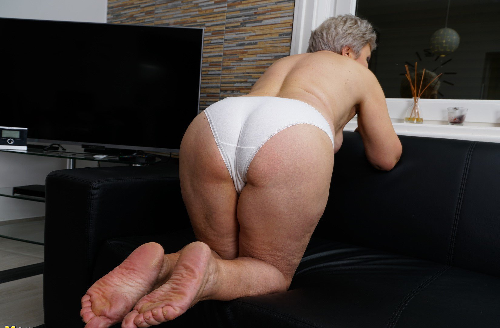 Granny Ass Sucking