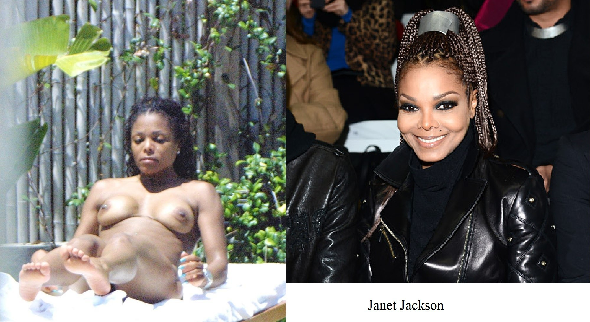 Janet jackson poses for racy photo in bed sheets as she announces new album