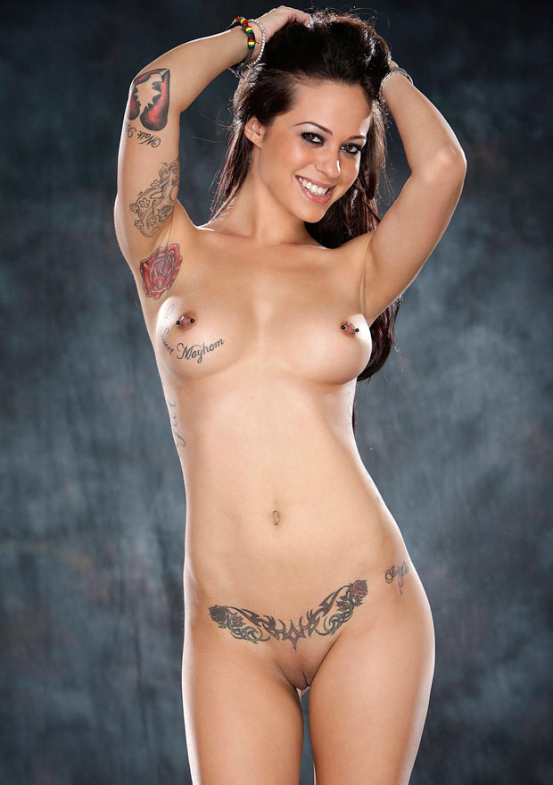 naked Havoc hailey