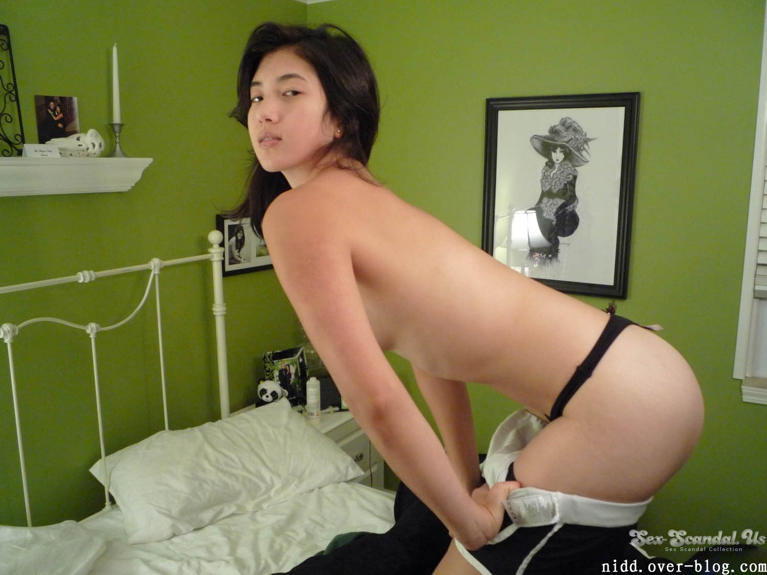 sex Asian with American
