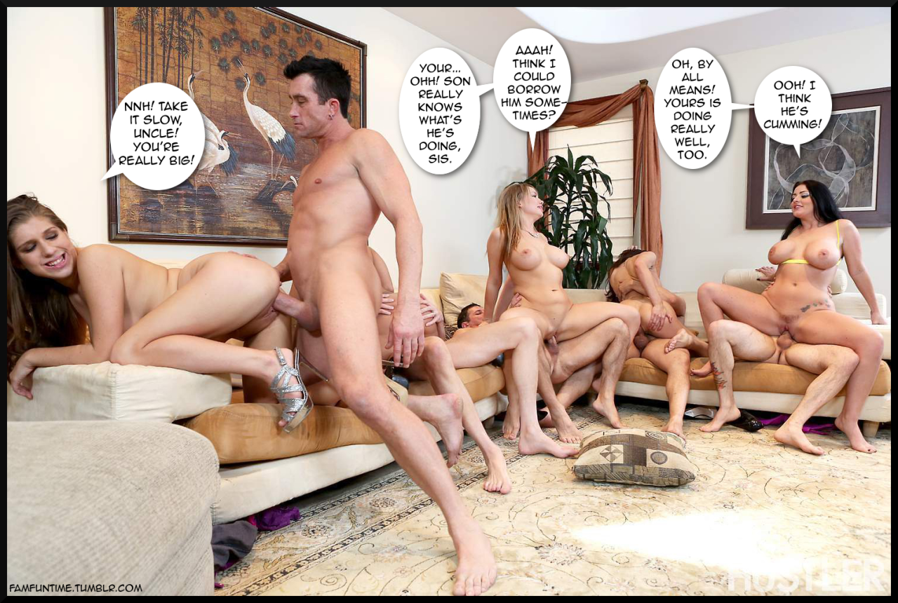 Barely Legal Orgy Caption