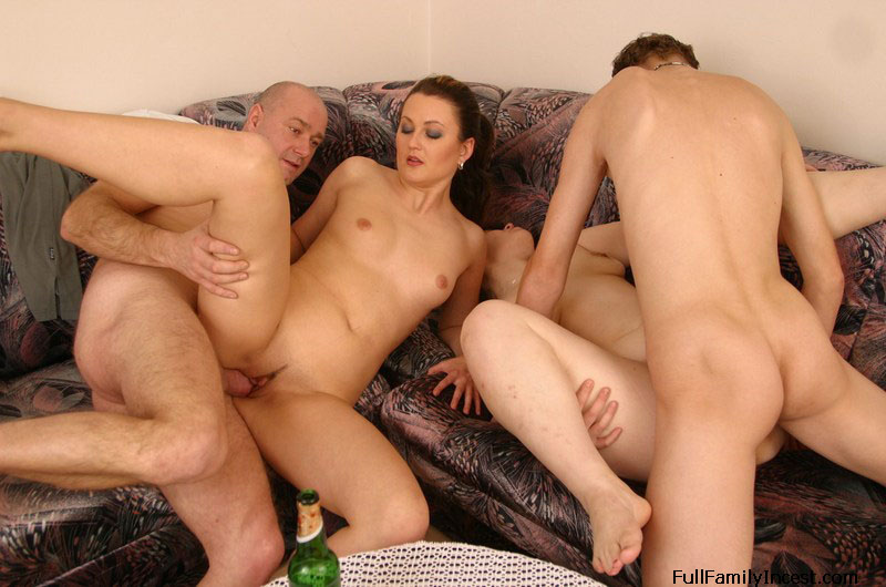 Real taboo family nude similar situation